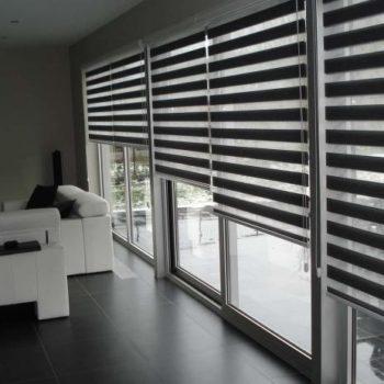 persianas itajaí rolô plissadas blecaute blackout aluminio vertical horizontal cozinha quarto escritório romana sala bando preço loja de sob medida madeira